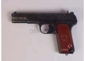 Накладки на рукоятку для пистолета ТТ коричневые (1945 г) Редкие