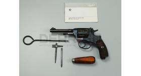 Револьвер сигнальный Наган «МР-313» / 1938 год №093139364 [наган-86]