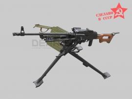 10090 Охолощённый Пулемёт Калашникова (ПКМ)