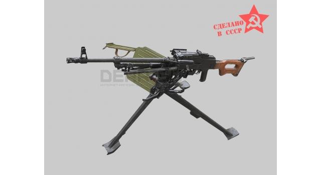 Охолощённый Пулемёт Калашникова (ПКМ)