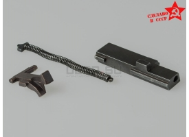 Механизм замедления темпа стрельбы АПС