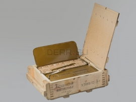 10170 Армейские холостые патроны для ВМ, СВД (7,62х54-мм)