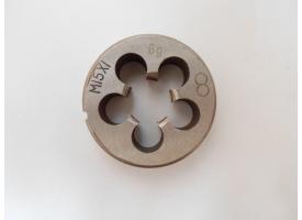 Плашка для нарезания резьбы М15х1