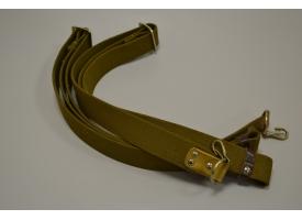 Плечевой ремень для АК /  Ткань военный белый [сн-241]