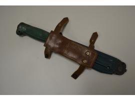 10293 Кожаный подвес для Ножа Разведчика (НР-1, НР-2, НРС)