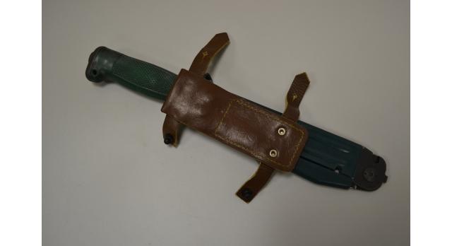 Кожаный подвес для Ножа Разведчика (НР-1, НР-2, НРС)