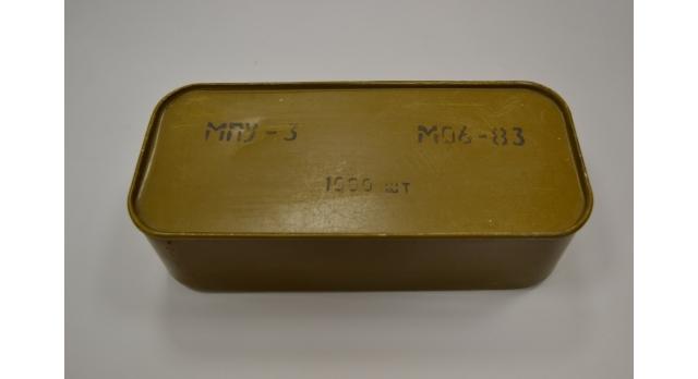 Монтажные патроны / Монтажные патроны МПУ-3 в цинке [сиг-199-4]