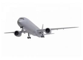 Сборная модель ZVEZDA Пассажирский авиалайнер Боинг 787-9 «Дримлайнер», 1/144