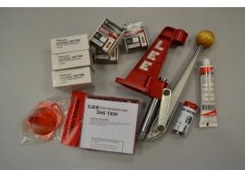 Полный комплект для релоадинга .366 ТКМ с прессом на выбор