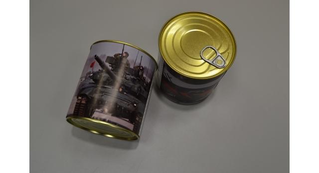 Носки армейские в подарочной упаковке / Армия России [сн-348]