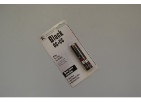 """Баллончик газовый """"Black"""": Струйно-аэрозольный (OC+CS), 25 мл [арз-2]"""