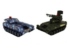 Р/У танковый бой Double Eagle Fighting Tanks (2 танка для совместной игры) 1