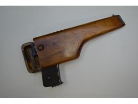10580 Кобура-приклад деревянная для АПС (Стечкина)
