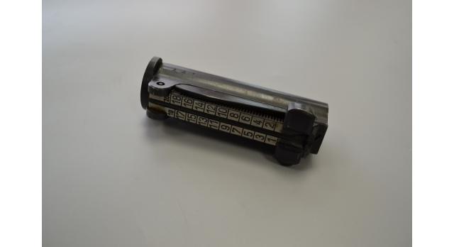 Прицельная планка для Mauser 98k / Оригинал в сборе с базой и креплением базы [мау-25]