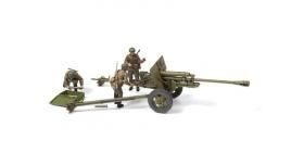 Сборная модель ZVEZDA Советская противотанковая пушка ЗИС-3, 1/35 1