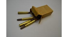 ММГ холостого патрона 7.92х57 с деревянной пулей (Platzpatrone)