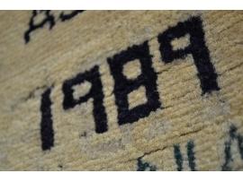 10727 Афганский военный ковер ручной работы