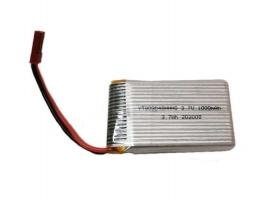 Аккумулятор Li-Po Spard 1000mAh, 3,7V, 10C, JST