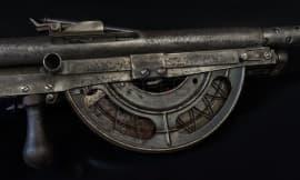 1078 Макет массогабаритный пулемёта Шоша (Fusil-Mitrailleur Chauchat Mle 1915 CSRG)