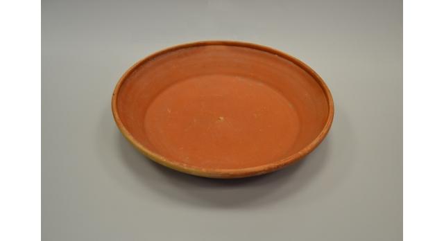 Понтийская краснолаковая сигиллата/Оригинал, Рим, III-IV вв., диаметр 27,5 см, высота 5,5 см [др-47]