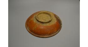 Римское краснолаковое блюдо/Оригинал, Римская империя, I-II вв., диаметр 22 см, высота 5 см [др-49]