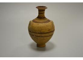 Древнегреческий глиняный сосуд