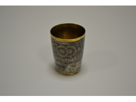 10900 Серебряная рюмка