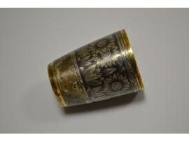 10901 Серебряная рюмка