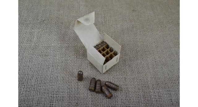 Учебные патроны 9х18-мм для пистолета ПМ/Оригинал б/у [пм-25(3)]