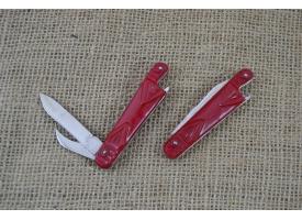 Нож складной двухпредметный длиной 80 мм