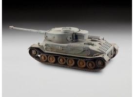 Сборная модель ZVEZDA Немецкий тяжёлый танк VK4501(P) &quotТигр&quot Порше, 1/35 1