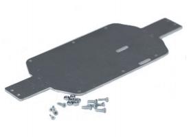 Алюминиевая нижняя пластина усиления для моделей REMO HOBBY 1/16