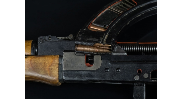 Макет учебно-разрезной АКМС первого типа