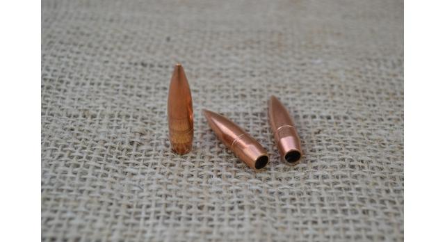 Пули 7.62х51-мм НАТО/Новые оболоченные оживальные с двухэлементным сердечником масса 9,7-9,9 г [пул-72]