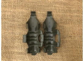 Звенья ленты для пушки 23-мм