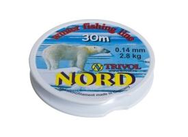 Леска Nord-1, 30 м, d0,14 мм