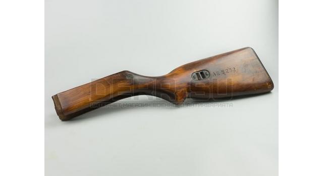 Приклад для ППШ / С нагелем черный тыльник [ппш-1]