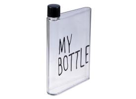 "Фляга пластиковая ""My bottle""  микс 1"