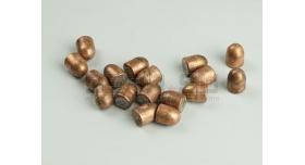 Пули 9х18-мм (для ПМ) / Новые оболоченные стальной сердечник [пул-59]