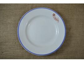 13689 Тарелка для вторых блюд РККА