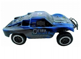 Радиоуправляемый шорт-корс Remo Hobby 9EMU Brushless 4WD 2.4G 1/8 RTR 1