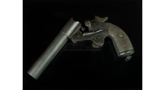 Сигнальная ракетница Chobert Франция, 1920-30 гг.