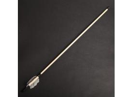 """Стрела для лука деревянного """"Традиционный и фигурный"""", массив сосны, 75 см"""