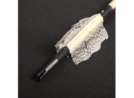 """Стрела для лука деревянного """"Традиционный и фигурный"""", массив сосны, 75 см 1"""
