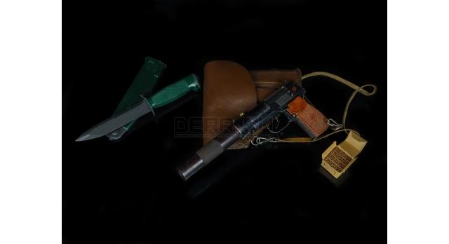1711 Макет массогабаритный пистолета бесшумного ПБ (ГРАУ 6П9)