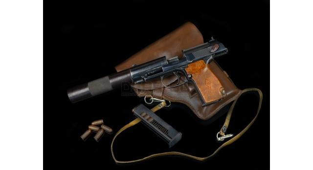 1729 Макет массогабаритный пистолета бесшумного ПБ (ГРАУ 6П9)
