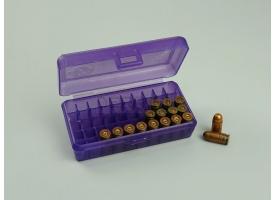 Пластиковая коробка для патронов