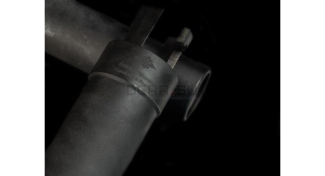 Винтовочный глушитель ТГП-В2 «Шелест» / Оригинал с прямым сепаратором [глуш-2]