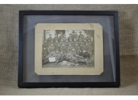 Групповое фото военнослужащих РККА, 1924 г.