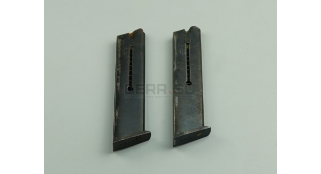 Магазин для пистолета Марголина / Длинный на 6 патронов .22 LR пятка металл оригинал склад [мро-12]